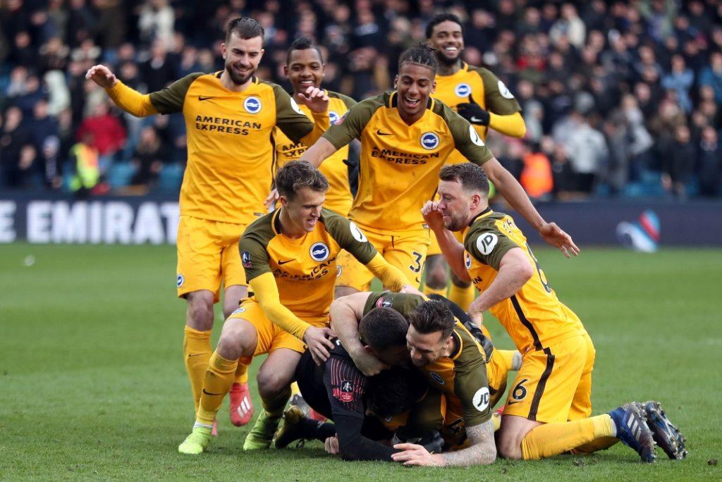 Brighton vs Millwall