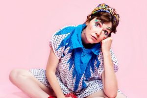 BN1 talks to performer, writer, clown and comedian Elf Lyons, as she brings her new Love Songs to Guinea Pigs show to Brighton's Komedia on Weds 9 Oct 2019