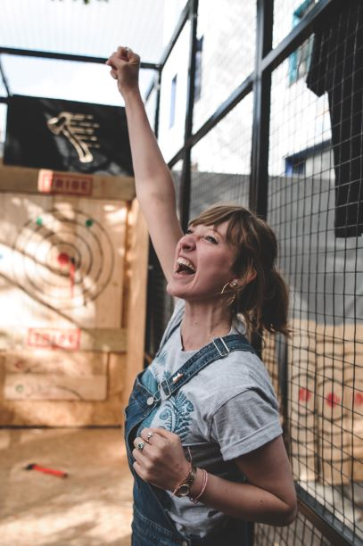 Tribe Axe Throwing