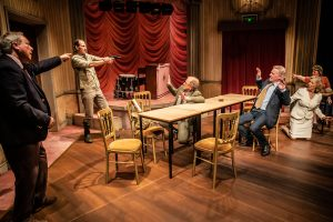 We talk to Robert Daws, as he prepares to starin Ten Times Table at Theatre Royal Brighton on Mon 23 – Sat 28 March 2020
