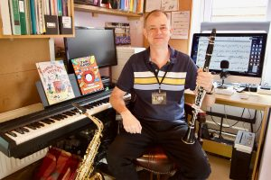 Local school children and young people are being offered online lessons by Brighton & Hove Music & Arts (BHMA) and East Sussex Music (ESM) during the Covid-19 lockdown, to help them keep making music.