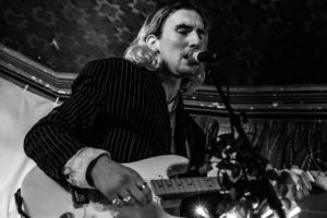 Promising local singer / songwriter Finnian James, releases his new single, Leather & Sand, on Fri 19 June 2020