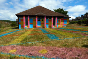 BN1 talks to multimedia artists, Walter & Zoniel, about their A Simple Act Of Wonder installation, which can be seen across Brighton's Moulsecoomb and Bevendean neighbourhoods, and at Fabrica gallery
