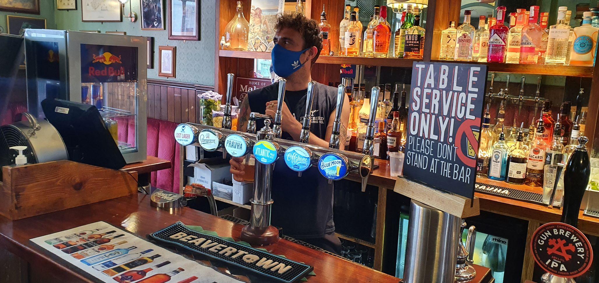 Hop Poles Brighton bar