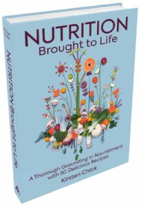 Brighton-based nutritional therapist and author Kirsten Chick talks about some pitfalls of the average lockdown diet