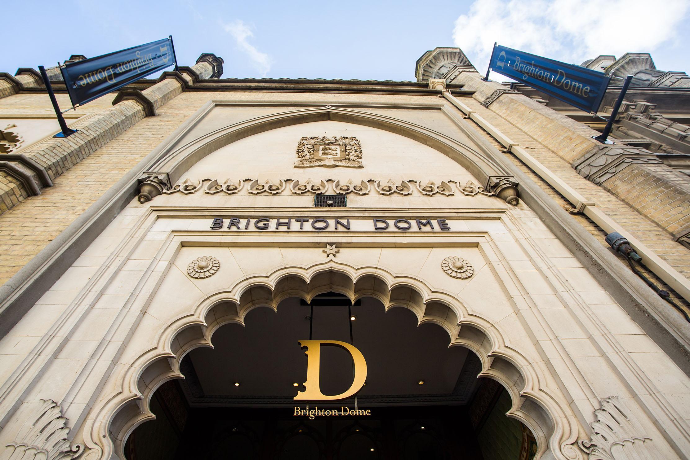 Supporters of Brighton Dome & Brighton Festival have raised over £70,000 towards the crowdfunding campaign#BringBackBrightonDome.