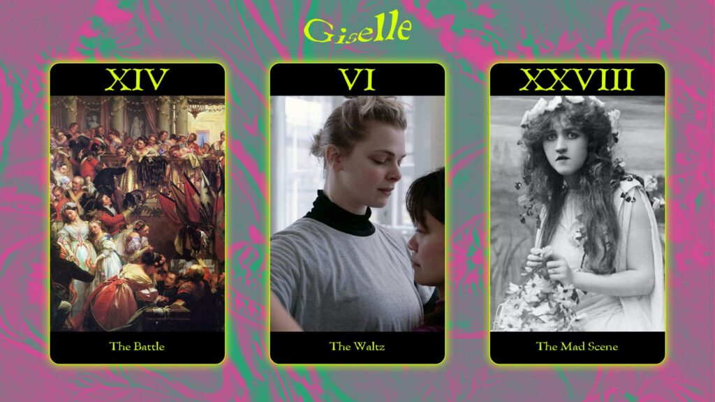 Giselle Tarot Cards