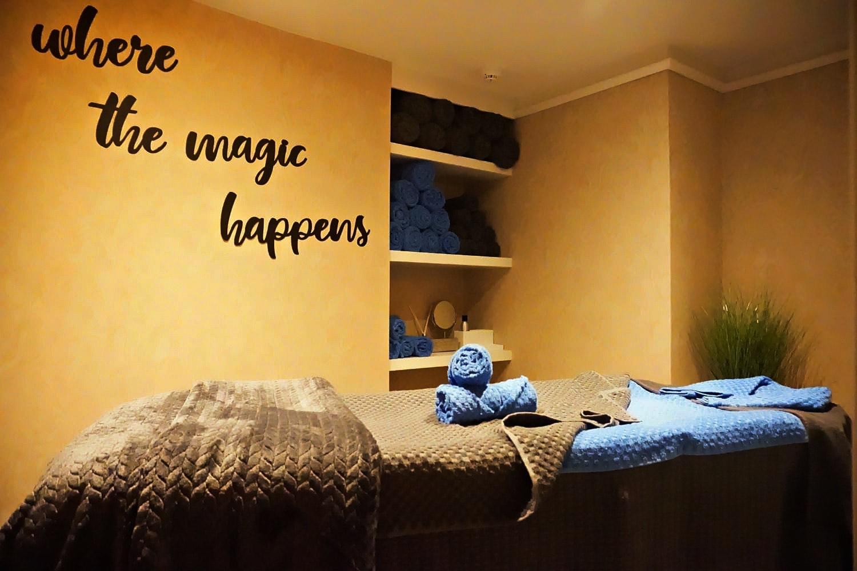 Simply Urban Spa Room
