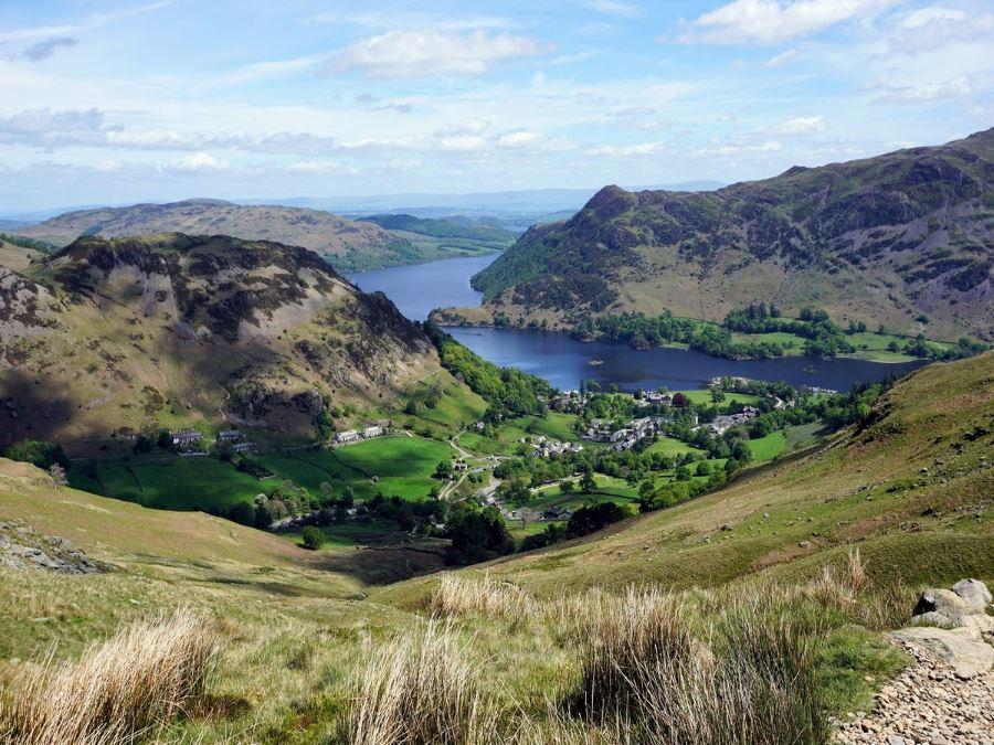 Lake District Helvellyn
